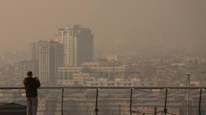 خاموشی دستگاه آلودگی هوا بدلیل اتمام بسته اینترنت!