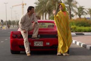 عشق اساطیری سارا خوئینی ها و پارسا پیروزفر در فیلم تحسین شده «نقاب»
