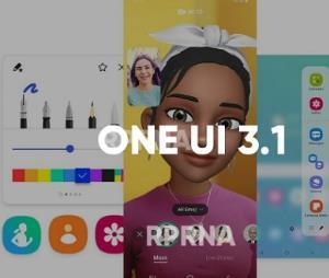 ۱۵ دستگاه سامسونگ رابط کاربری One UI 3.1 را دریافت خواهند کرد