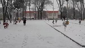 بارش باران و برف در مناطق مختلف آذربایجانشرقی