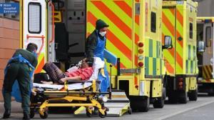 ثبت مرگبارترین روز کرونایی در انگلیس