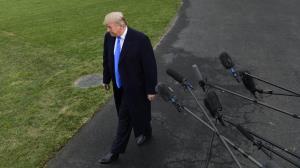 سفیر ایران: ترامپ به زبالهدان تاریخ پرتاب شد