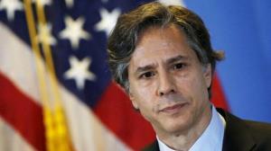 تعهد بلینکن به حفظ سفارت آمریکا در قدس اشغالی