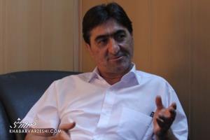 ناصر محمدخانی: از دیدن بازی وحید امیری لذت بردم