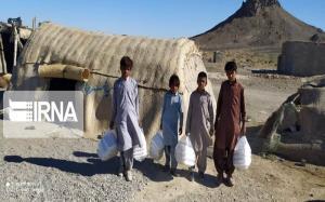 ۵۹۰۰ پرس غذای گرم بین نیازمندان سیستانوبلوچستان توزیع شد