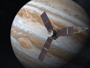 ناسا مأموریت کاوشگر جونو را برای مطالعه بهتر مشتری و قمرهای آن تا ۲۰۲۵ تمدید کرد