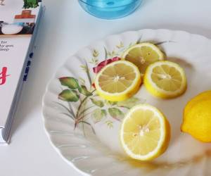 شبها کنار تختتان لیمو قرار دهید