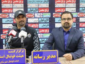 حسینی: از تمام بازیکنانم با دل و جان تشکر میکنم