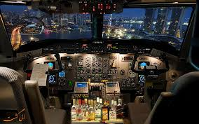 تا بحال داخل کابین هواپیما رو دیده بودین؟