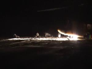 انجام موفقیتآمیز انهدام اهداف در شب توسط بالگردهای هوانیروز