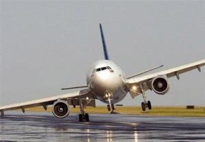 فرار به موقع آهو از برخورد به هواپیمای در حال فرود