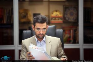 بازجویی از وزیر ارتباطات؛ آذری جهرمی با قرار التزام آزاد شد