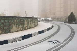 بارش برف و باران و وزش باد شدید در ۱۶ استان کشور