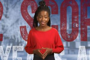 جوانترین شاعر سیاهپوست در مراسم تحلیف بایدن