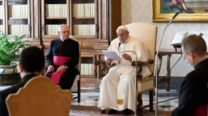 پاپ خواستار جهانی عاری از سلاح هسته ای شد
