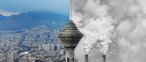 دلیل انباشت آلودگی در تهران چیست؟