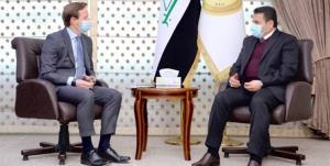 گفتوگوی مقام عراقی با سفیر انگلیس درباره ایران و آمریکا