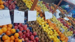 الزام درج بها نمای قیمت میوه در بازاچههای متعلق به شهرداری ایلام