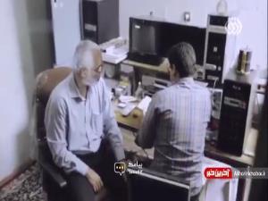 فیلمی تاریخی از رهبر معظم انقلاب در دوران جنگ