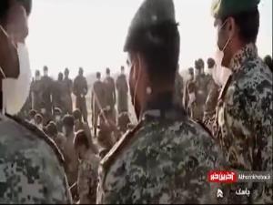 آمادگی نیروهای واکنش سریع ارتش