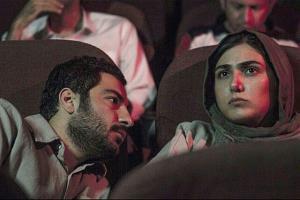 دیالوگ ماندگار نوید محمدزاده و باران کوثری در فیلم «عصبانی نیستم»