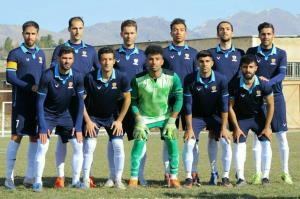 تیم آوالان کامیاران در مقابل فولاد نوین اهواز به پیروزی رسید