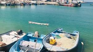 توقیف ۲ فروند شناور متخلف در بندرترکمن