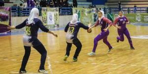 تیم هندبال بانوان لولهگستر اسفراین راهی مسابقات دسته یک کشور شد