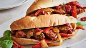 روش اصلی و فوت و فن سوسیس بندری خانگی به سبک ساندویچیها