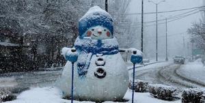بارش برف و باران شدید در گیلان طی امروز و فردا