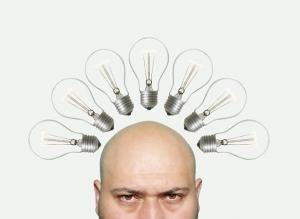 دانشمندان در اندیشه تولید برق از سر مردان کچل!