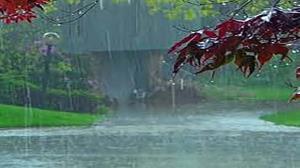 بیش از ۱۰ میلی متر بارندگی در مهاباد ثبت شد