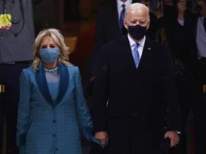 بایدن به عنوان چهل و ششمین رییس جمهوری آمریکا سوگند خورد