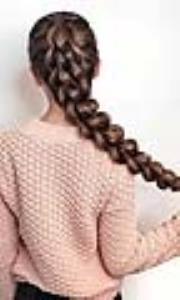 آموزش بافت مو چندتایی پر و زیبا