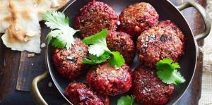 طرز تهیه یک غذای گیاهی متفاوت و خوشمزه؛ فلافل لبو