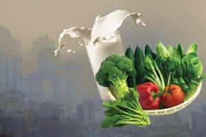 بایدها و نبایدهای خوراکی در هوای آلوده
