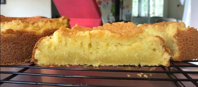 طرز تهیه کیک خیس وانیلی