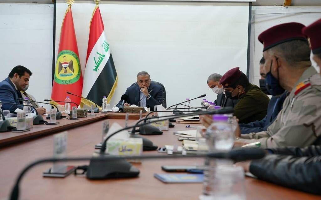 موضع نخست وزیر عراق نسبت انفجارهای تروریستی امروز در بغداد
