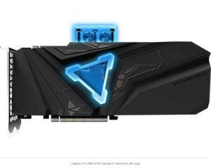 معرفی RTX 3080 Gaming OC WaterForce WB توسط گیگابایت
