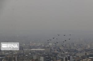 آلودگی هوا در مشهد تکرار شد