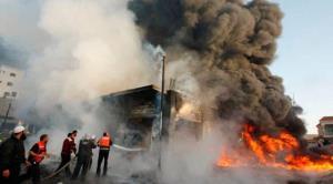 افزایش تلفات انفجارهای بغداد در سایه نشست فرماندهان امنیتی