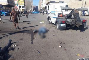 محکومیتهای داخلی و خارجی انفجارهای انتحاری در بغداد
