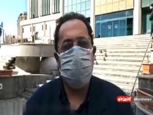 صحبتهای دکتر هاشمیان عضو تیم پزشکی معالج مهرداد میناوند