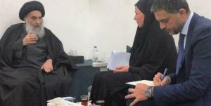 واکنش دفتر آیت الله سیستانی به انفجارهای امروز بغداد