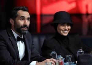 کری زن و شوهری وسط مسابقه «شب های مافیا»