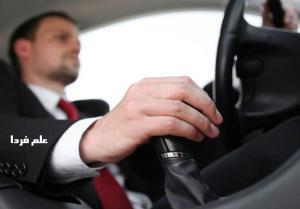 دنده عقب گرفتن به موقع راننده روس