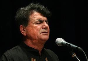 «به یاد عارف» آوازی با صدای زنده یاد محمدرضا شجریان