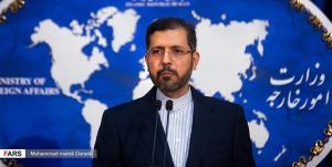 ایران انفجارهای تروریستی امروز در بغداد را محکوم کرد