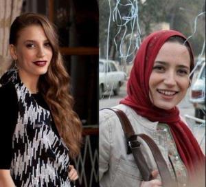 شباهت عجیب بازیگران ایرانی به بازیگران ترک!