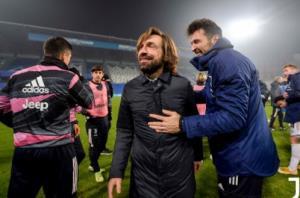 واکنش پیرلو به کسب اولین جام با یوونتوس